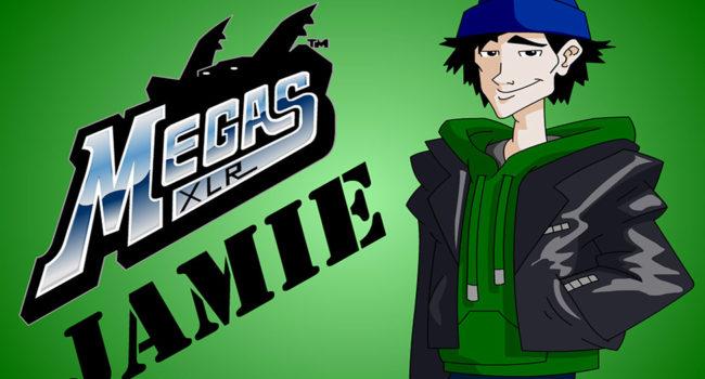 Jamie from Megas XLR
