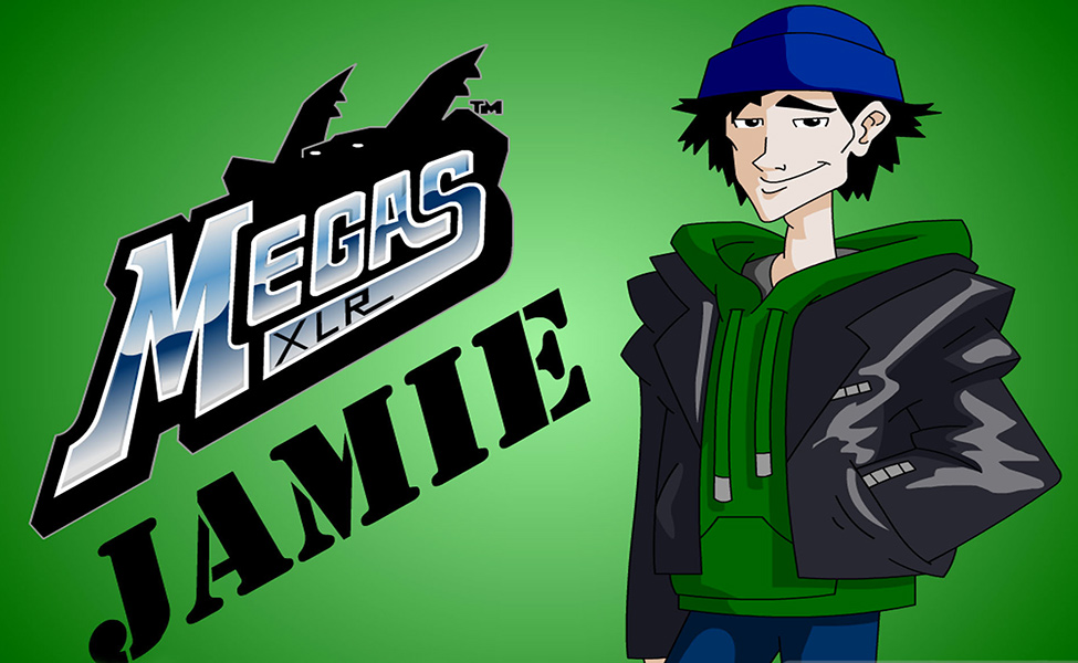 Jamie from Megas XLR