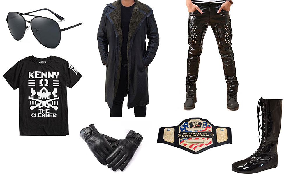 Kenny Omega Costume