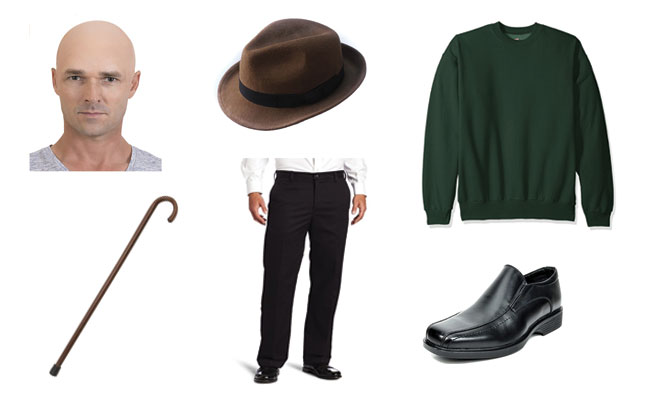 Mr. Magoo Costume