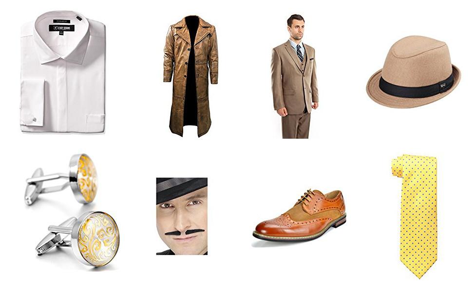 Ratchett Costume