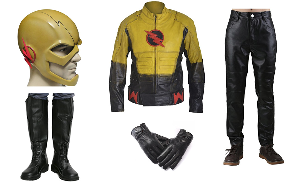 Reverse Flash/Professor Zoom Costume