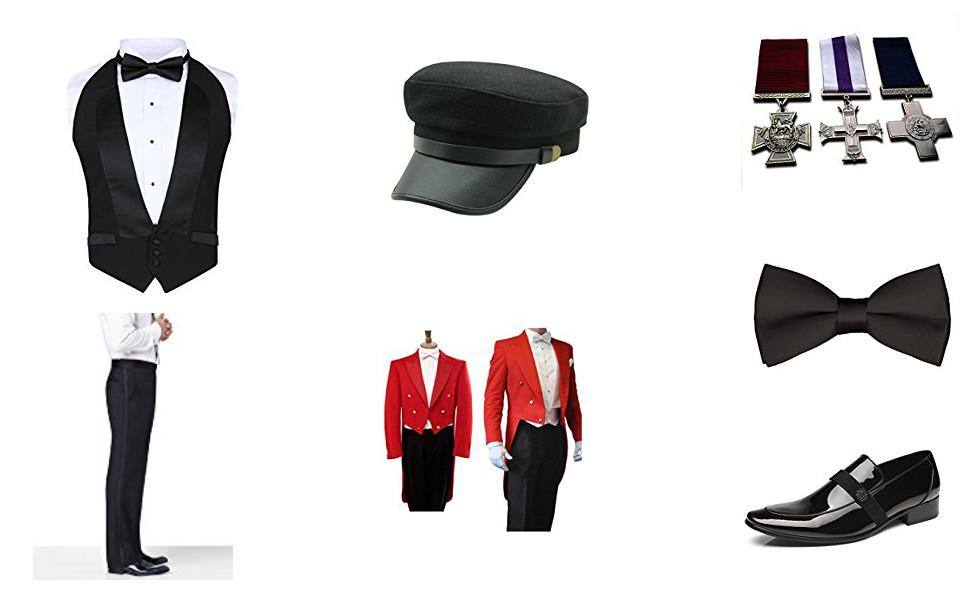 Robert Crawley Costume
