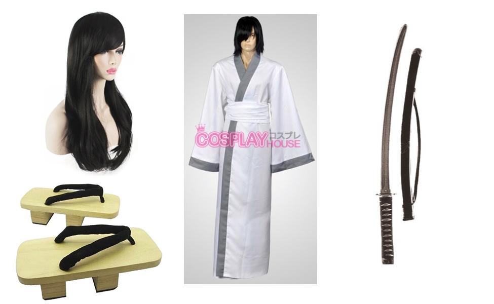 Samurai Jack Costume