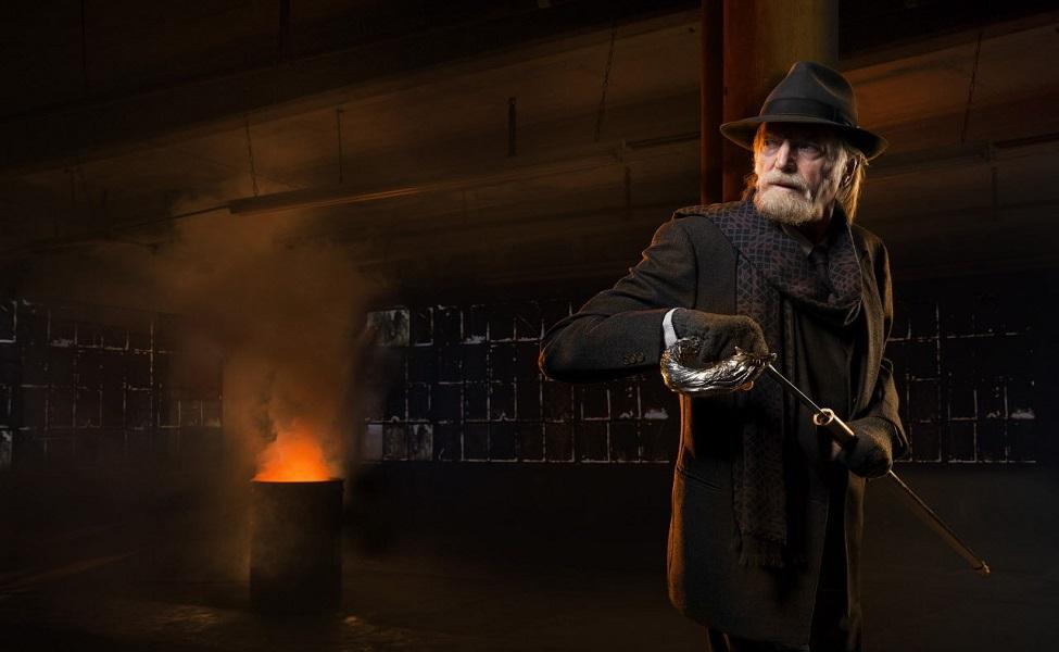 Professor Abraham Setrakian