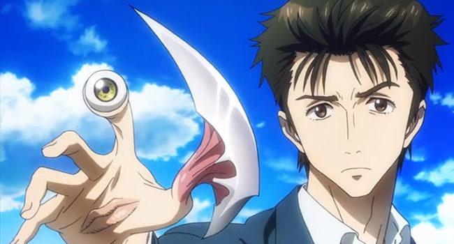 Shinichi Izumi from Parasyte: The Maxim