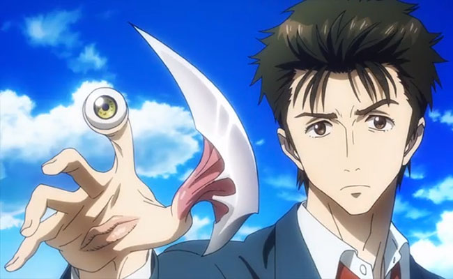 Shinichi Izumi from Parasyte: The Maxim