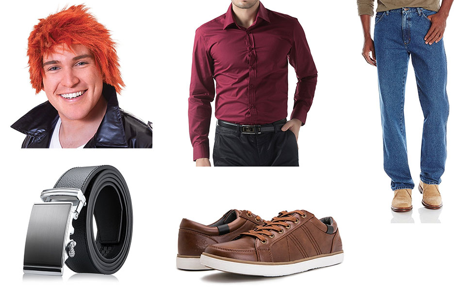 Stephen Stills from Scott Pilgrim Vs. The World: The Video Game Costume