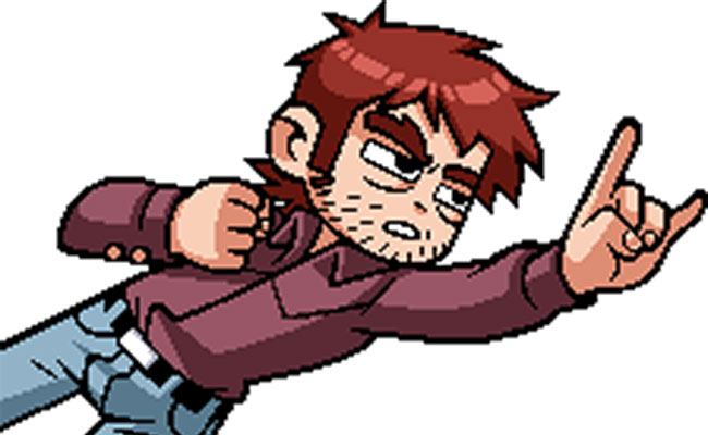 Stephen Stills from Scott Pilgrim Vs. The World: The Video Game