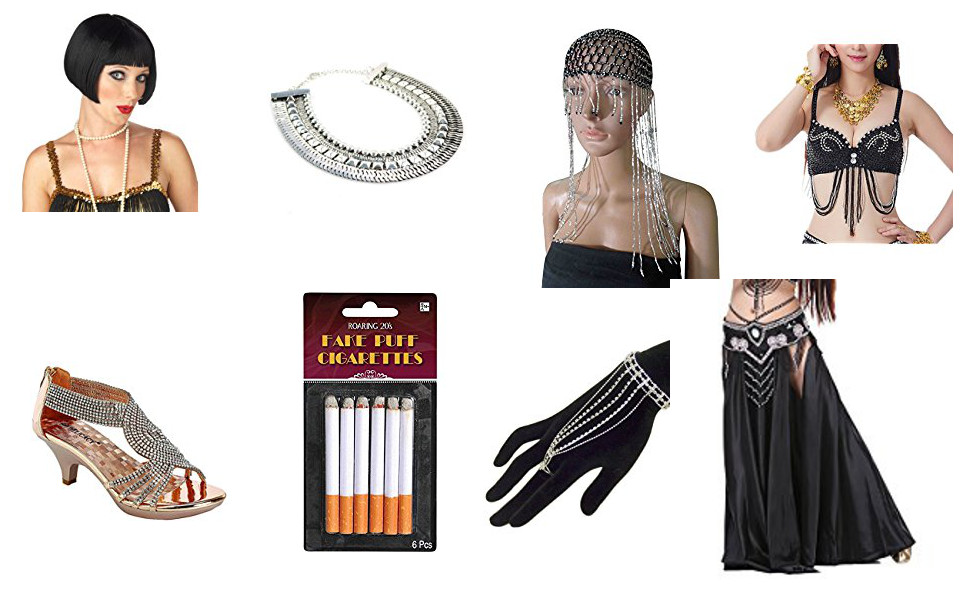 Thelma the Cigarette Girl Costume