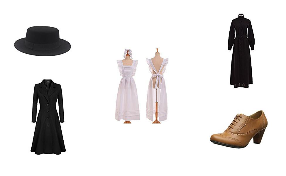 Anna Bates Costume