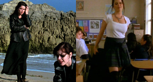 Bonnie from The Craft