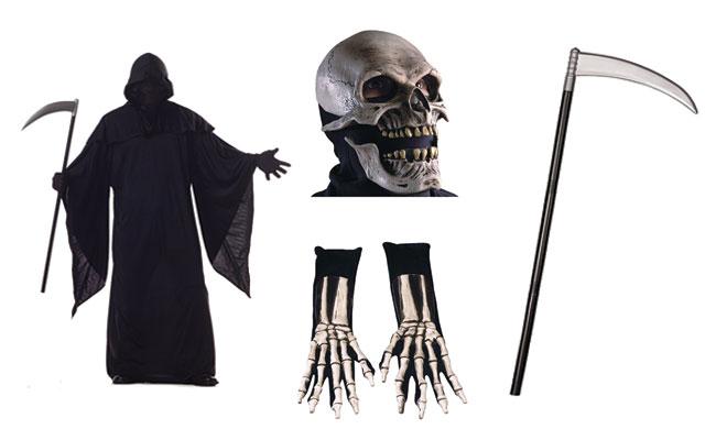 Grim Costume