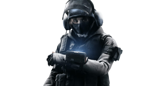 IQ From Rainbow Six Siege