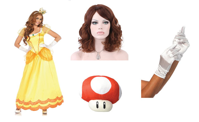 Princess Daisy Costume