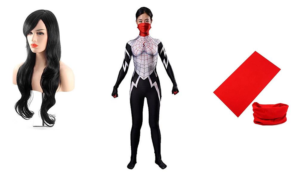 Silk Costume