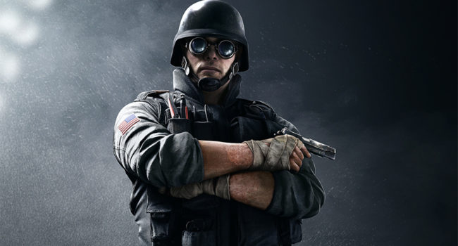 Thermite from Rainbow Six Siege
