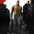 BJ Blazkowicz from Wolfenstein II: The New Colossus