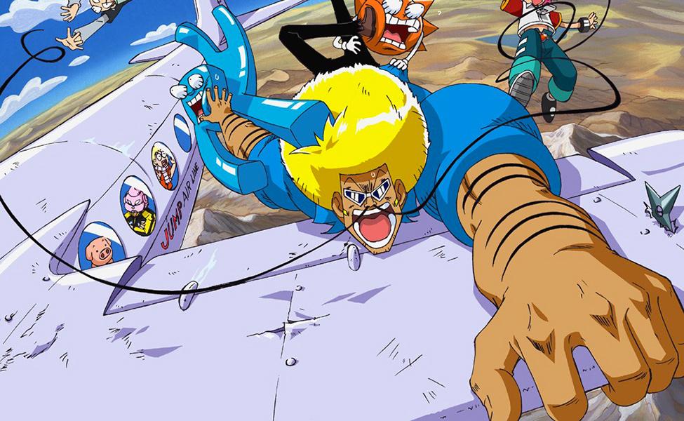 Bo Bo Bobo Characters Bobobo Bo Bo Bobo Zerochan Anime Image Board