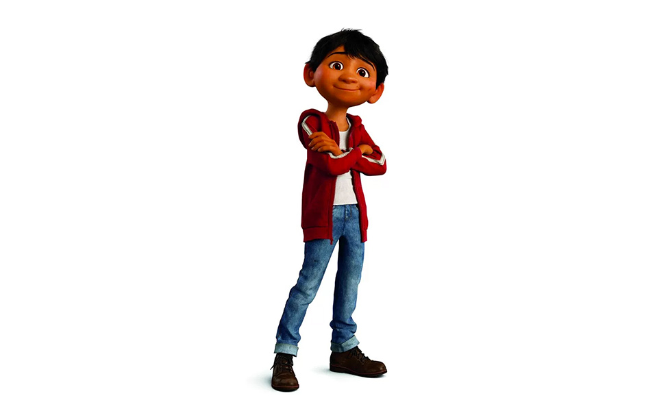 Miguel Rivera from Coco