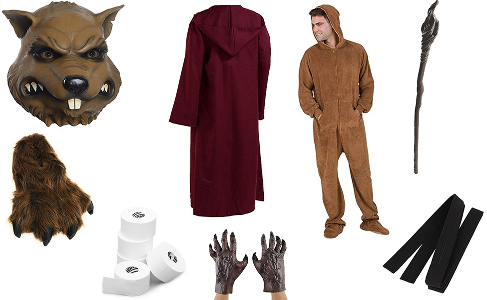 Splinter Costume