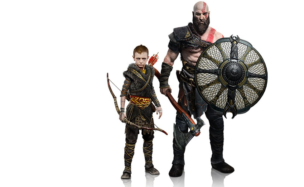 Atreus from God of War
