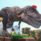 T-Rex Mario from Super Mario Odyssey