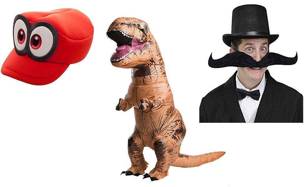 T-Rex Mario Costume