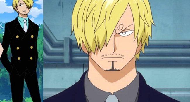 Vinsmoke Sanji from One Piece