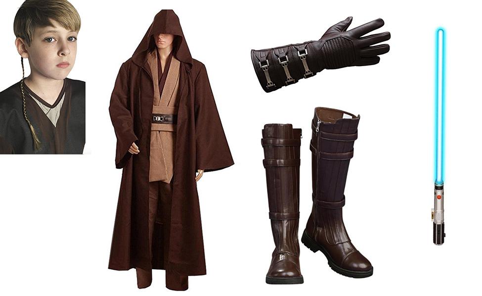 Anakin Skywalker Costume
