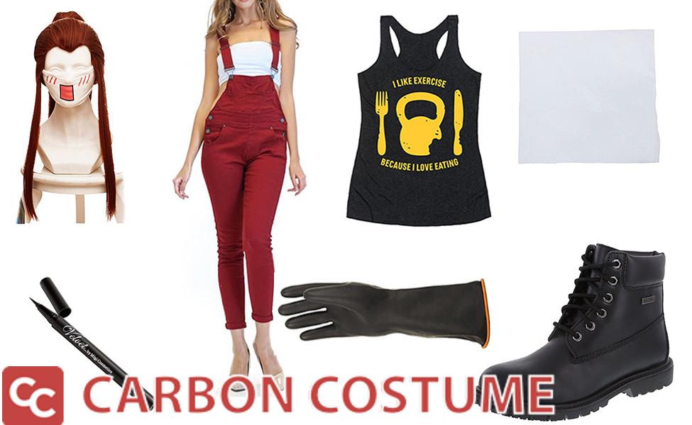Brigitte Costume