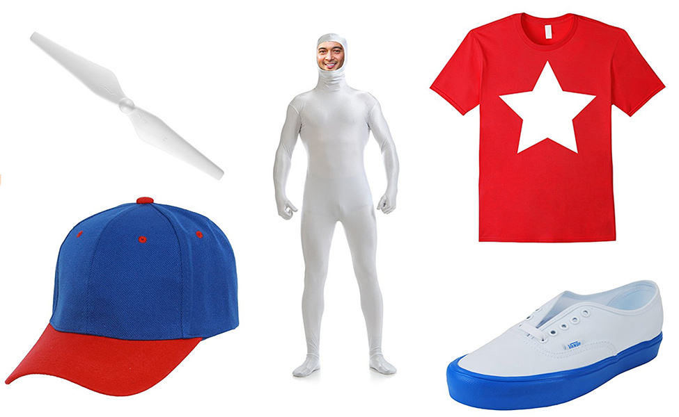 Homestar Runner Costume