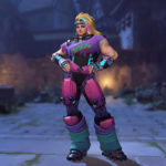 Totally 80's Zarya
