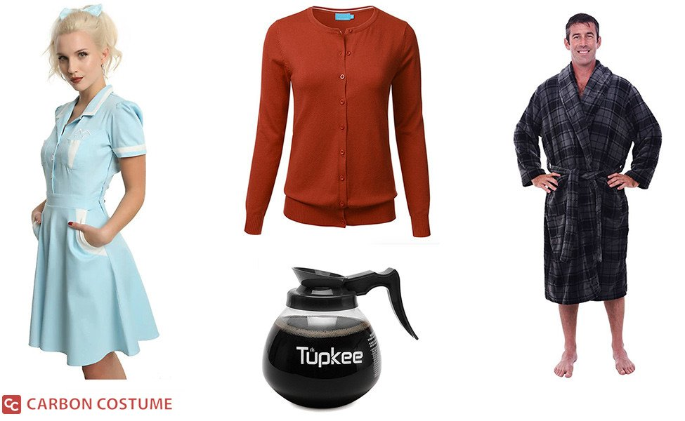 Shelly Johnson Costume