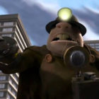 The Underminer from Incredibles 2