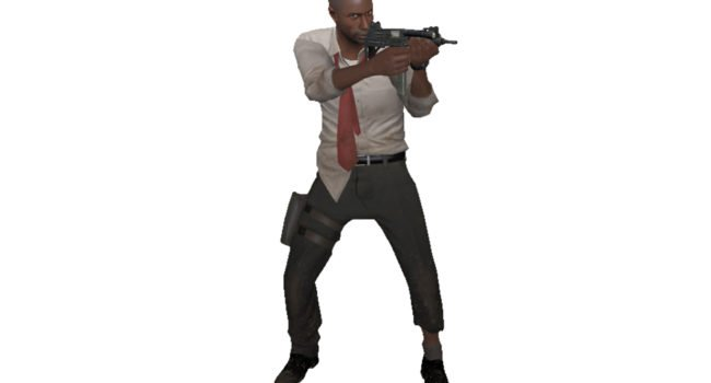 Louis from Left 4 Dead