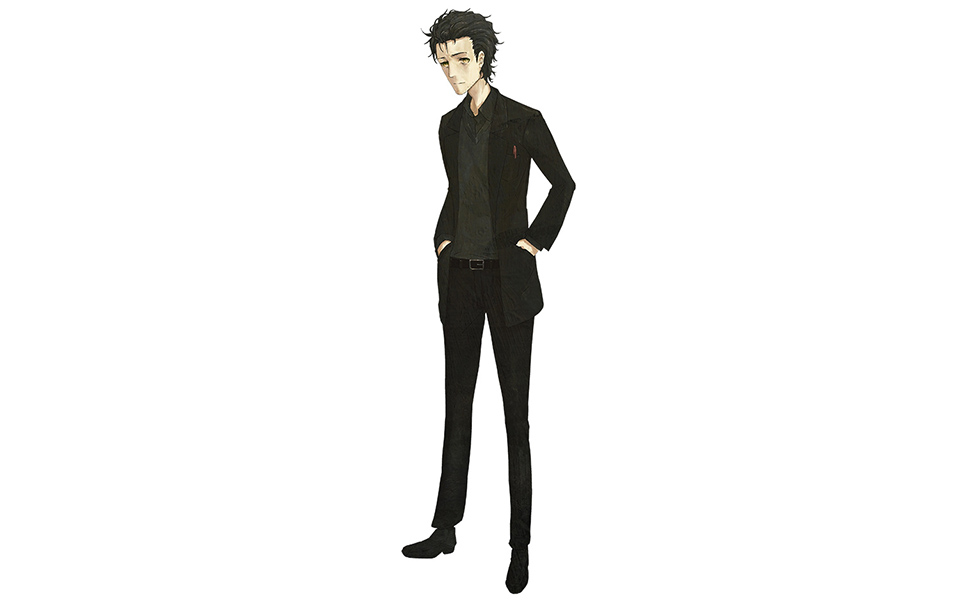 Rintaro Okabe from Steins;Gate 0