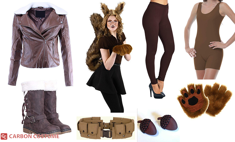Squirrel Girl Costume