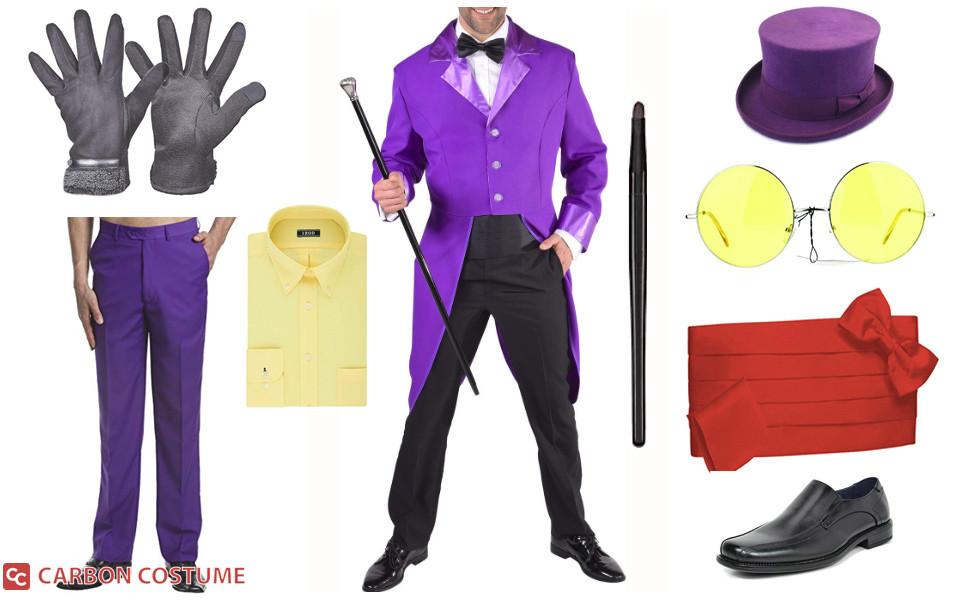Superjail Warden Costume