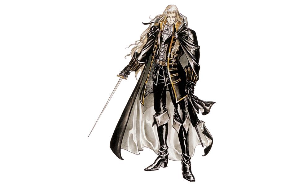 Alucard from Castlevania