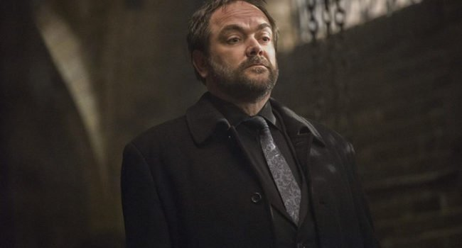 Crowley from Supernatural