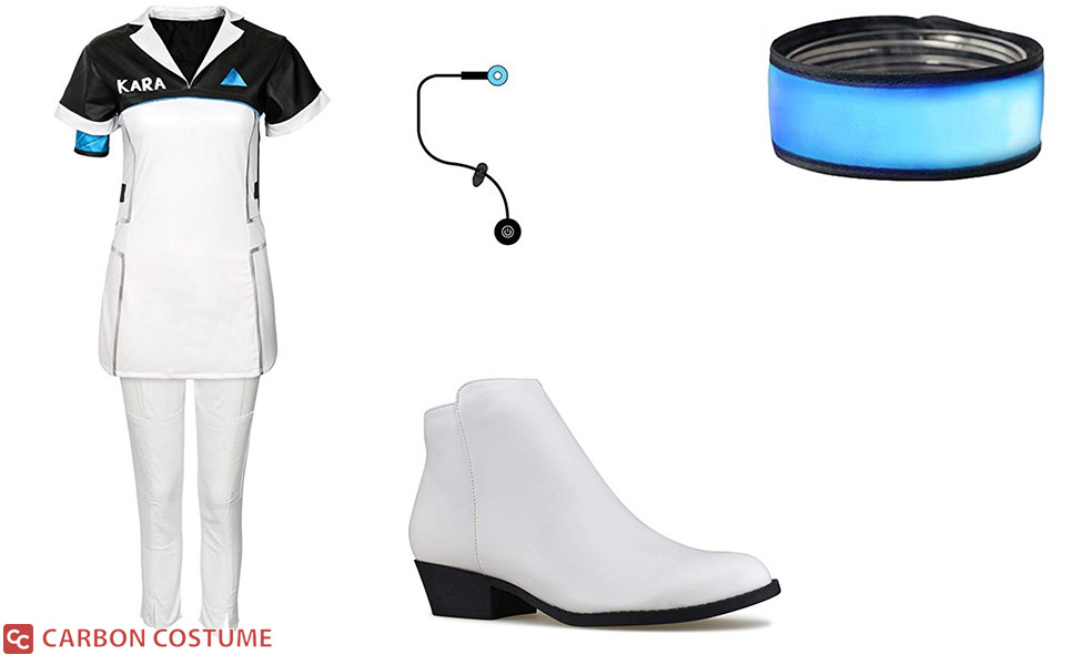 Kara from Detroit: Become Human Costume