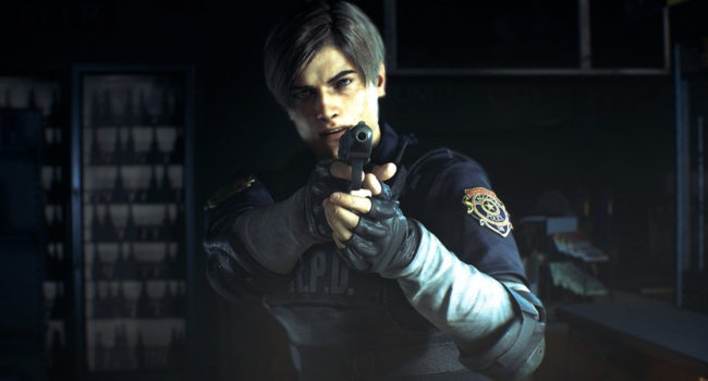 Leon S. Kennedy from Resident Evil 2