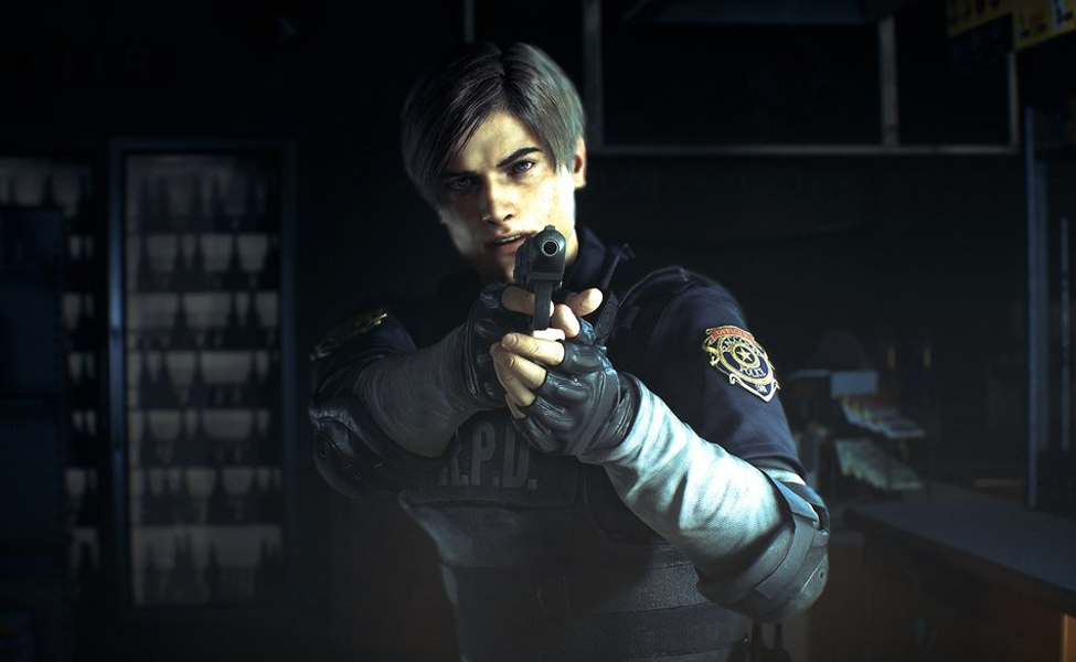 Leon S Kennedy From Resident Evil 2 Costume Carbon Costume