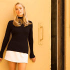 Sharon Tate from Once Upon a Time in Hollywood