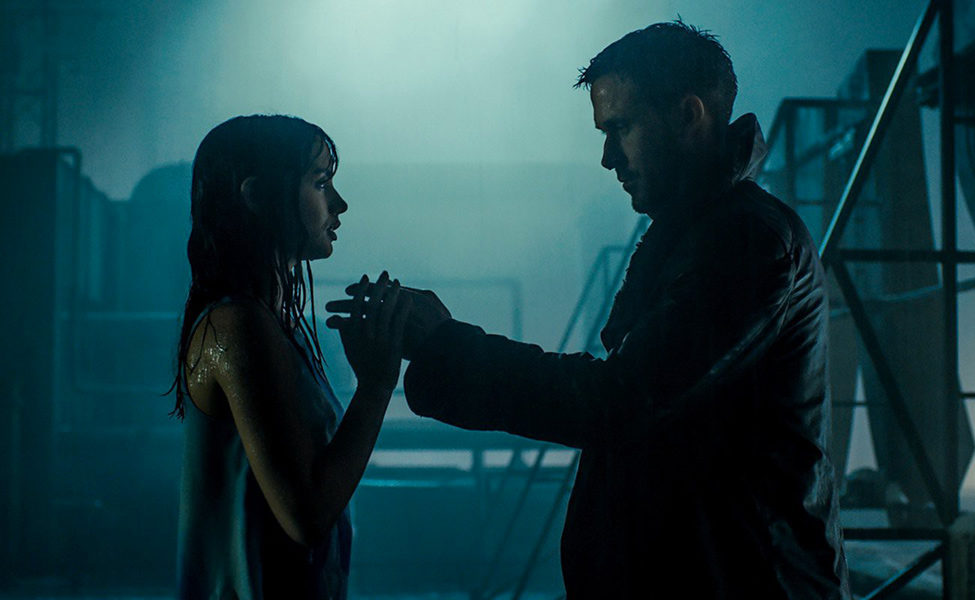 Blade Runner 2049 with Officer K and Joi