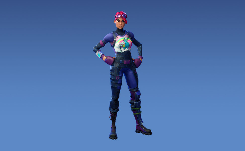 Brite Bomber from Fortnite