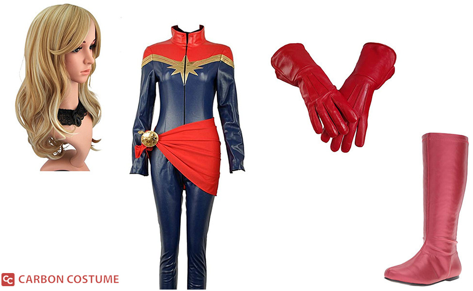 Captain Marvel Costumes Through The Years Shop top fashion brands clothing, shoes & jewelry at amazon.com ✓ free delivery and returns these woman's captain america cosplay is a perfect vision of an alternate universe where instead of steve rogers, a woman was given the super. captain marvel costumes through the years