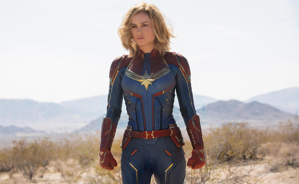 Marvel Halloween Costumes Diy.Captain Marvel Costume Diy Guides For Cosplay Halloween