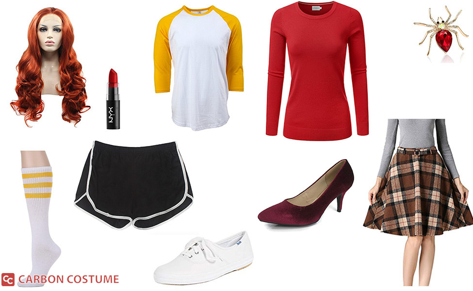 Cheryl Blossom from Riverdale Costume